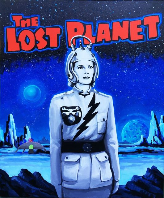 , 'The Lost Planet,' 2018, Ro2 Art
