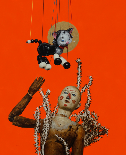 ", '""Drowning"",' 2017, Maxwell Alexander Gallery"