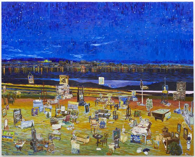 , 'Vincent Willem van Gogh's Studio,' 2015, Tomio Koyama Gallery