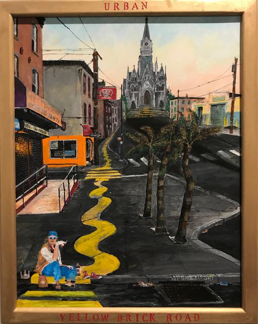 , 'Urban Yellow Brick Road,' , InLiquid
