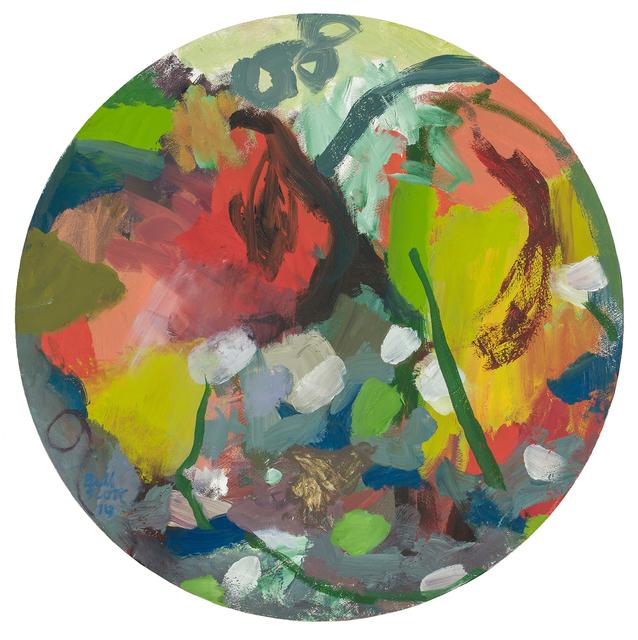 , 'Tondo I,' 2014, Hollis Taggart Galleries