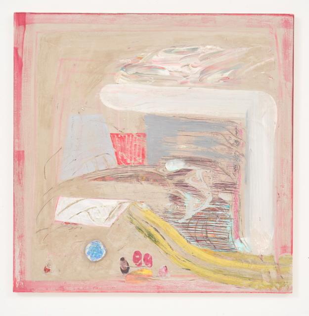 , 'Dusty Landscape 3,' 2017, John Molloy Gallery