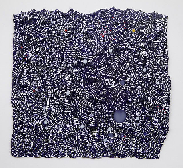 , 'Blue Moon,' 2012, Muriel Guépin Gallery