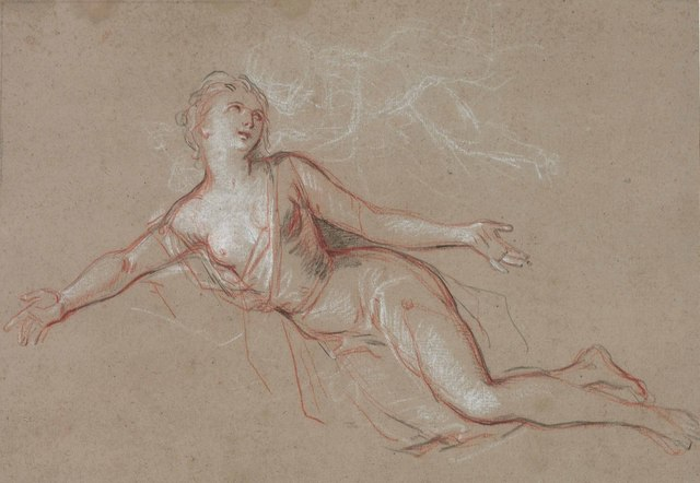 , 'Psyche and Cupid,' , Christie's Old Masters