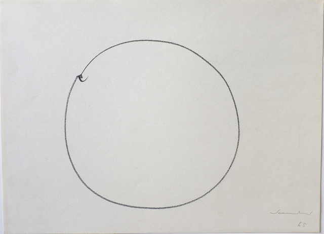 , 'Untitled 4,' 1965, Robilant + Voena