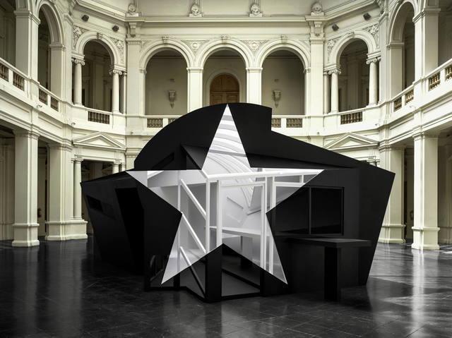 Georges Rousse, 'Santiago', 2013, Galerie Catherine Putman