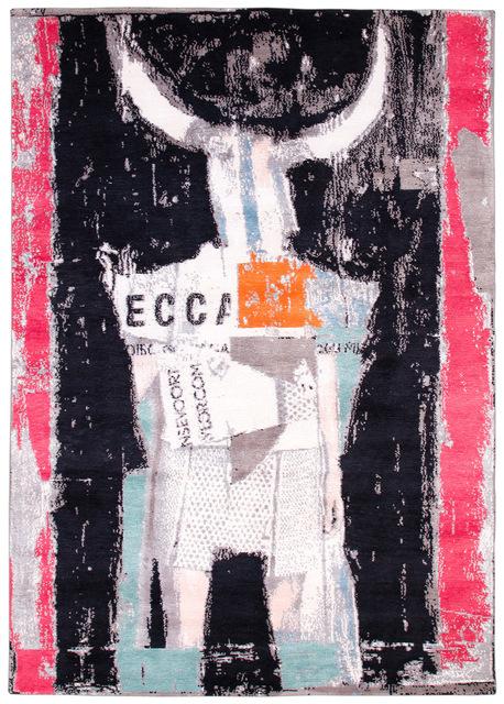 , 'Bullwoman,' 2016, Joseph Carini Carpets