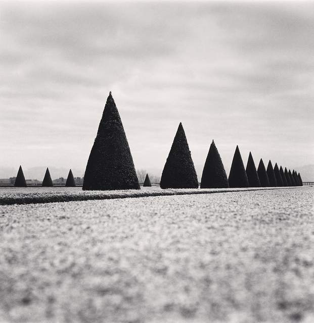 , 'EIGHTEEN HEDGES, VERSAILLES, FRANCE, 1998,' 1998, Huxley-Parlour
