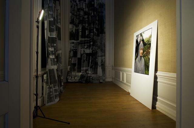 Ulf Aminde, 'Johanna', West Den Haag