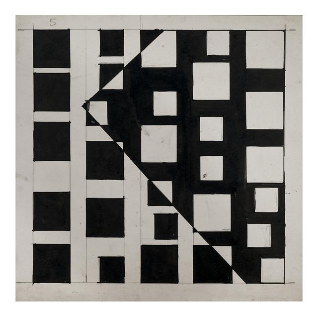 , 'Dibujo Nº5,' 1967, Henrique Faria | Buenos Aires
