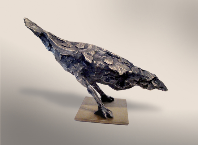 , 'Saturn Blackbird,' , ÆRENA Galleries and Gardens