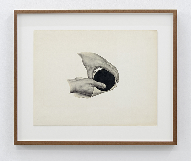 , 'Wounded Hand,' 1993, gb agency