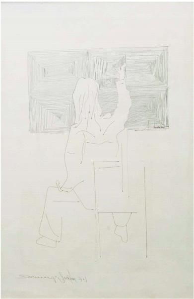 , 'D y M Landau,' 1974, Henrique Faria Fine Art