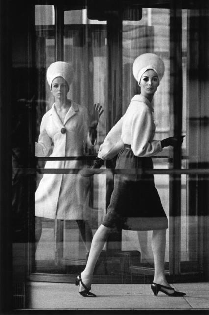 , 'Tilly + Wilhelmina, Park Avenue, New York,' 1963, Galerie de la Béraudière