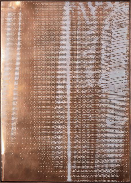 , 'Hard Copy (Shroud),' 2018, Kristin Hjellegjerde Gallery