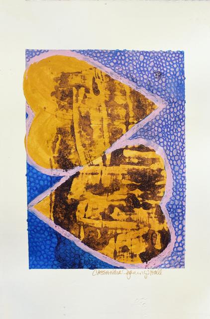 , 'Two Hearts Love,' 2018, Carter Burden Gallery