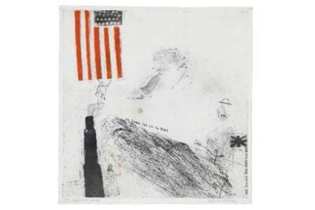 David Hockney, 'My Bonnie Lies Over the Ocean', 1962, State