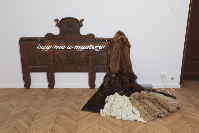 , 'BUY ME A MYSTERY,' 2014, Kilobase