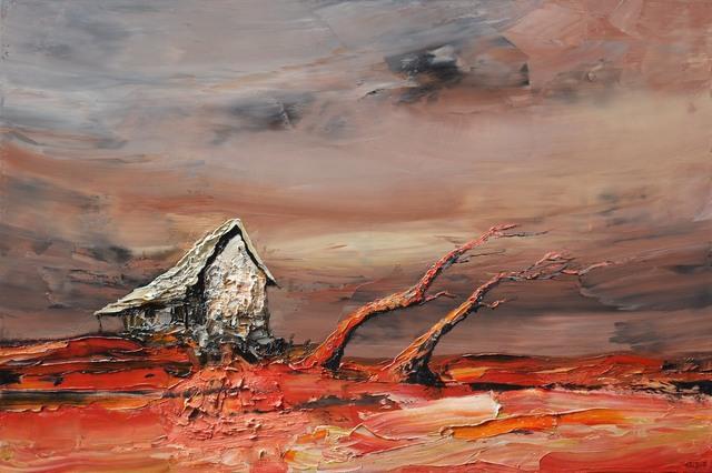 Palla Jeroff, 'Windswept Studio ', 2014, Wentworth Galleries