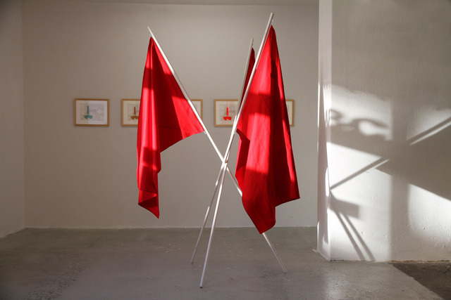 , 'Drawing Boundaries,' 2012, A|B|C ontemporary