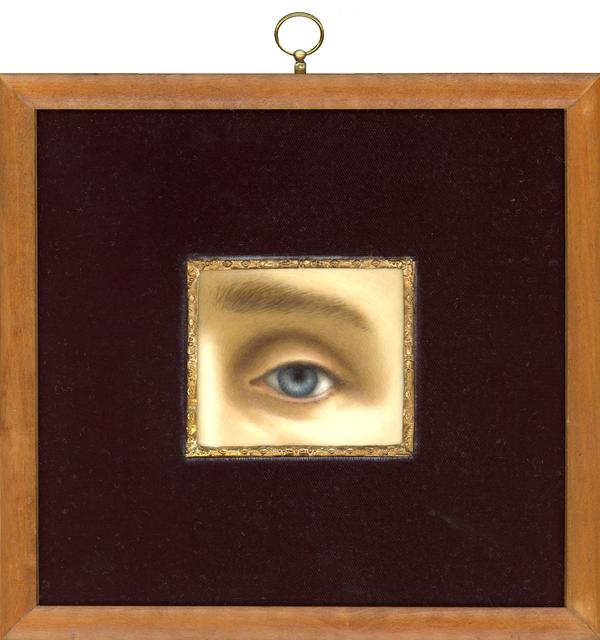 , 'Lover's Eye II- #25(after Jack Pierson,' 2012-2017, Clark Gallery