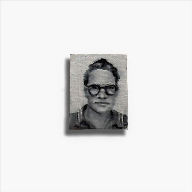 , 'Portrait 4,' 2017, bo.lee gallery