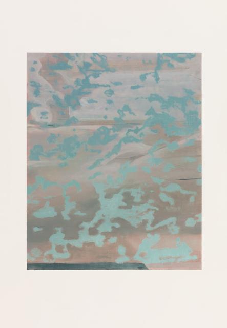 , 'Nature (Cool Green,' 2017, Stevenson
