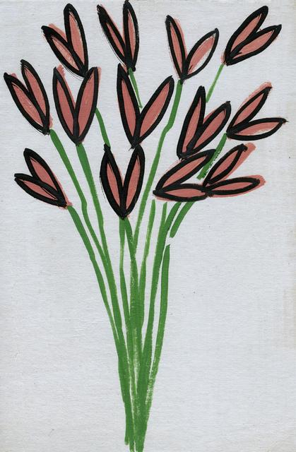 , 'Flowers,' 2012, Ingleby Gallery
