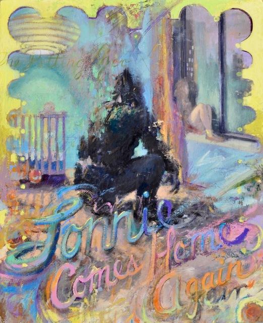 , 'Lonnie Comes Home Again 2,' 2018, Alpha Gallery