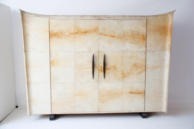 , 'Vellum cabinet,' 1940-1945, Gallery Anne Autegarden