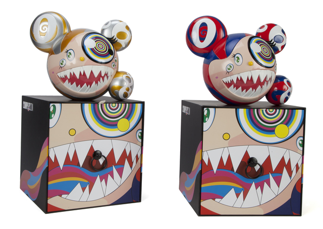 Takashi Murakami, 'Mr. Dob-Complexcon', 2016, Julien's Auctions