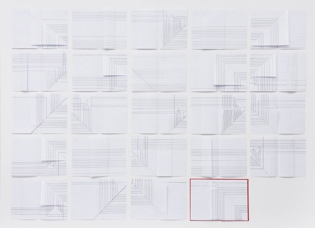, 'Cadernos de fluxo VIII,' 2016, Galeria Raquel Arnaud