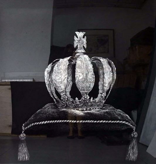 , 'Commonwealth: Project Another Country; Everybody Needs a Crown,' 2015, Sundaram Tagore Gallery