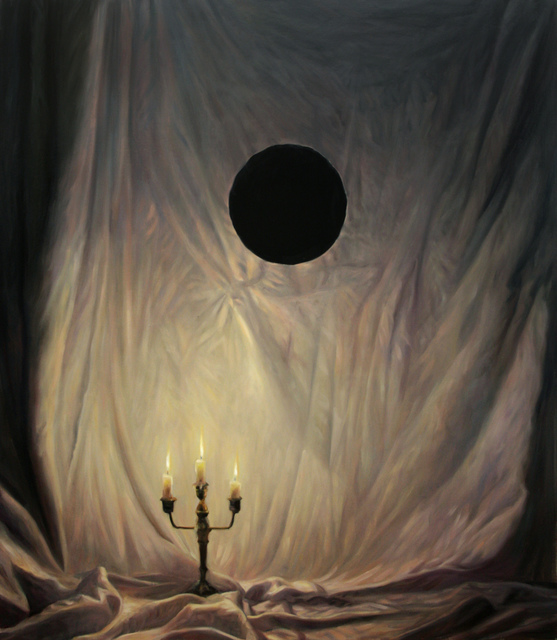 , 'Portrait of Darkness,' 2012, MASS MoCA