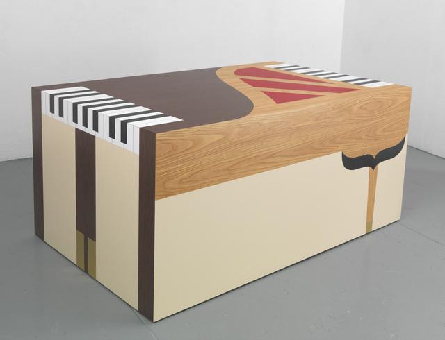 , 'Piano/Piano,' 2011, Gagosian