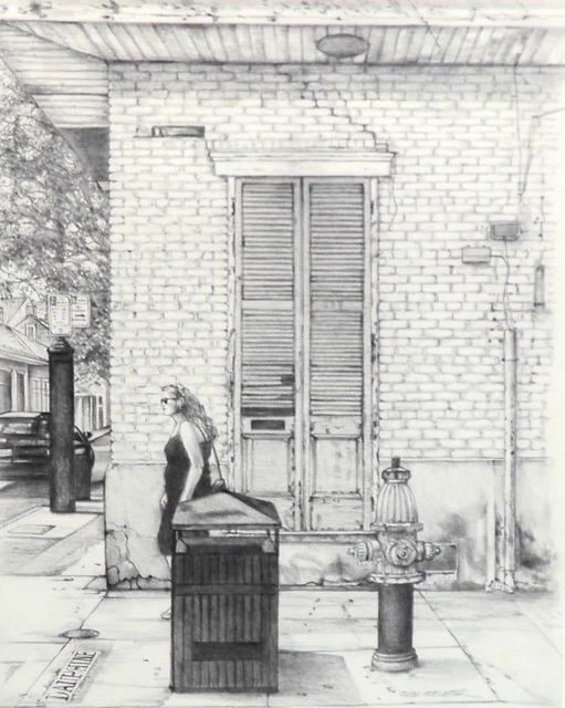 Shirley Rabe' Masinter, 'Dauphine St.', 2016, LeMieux Galleries