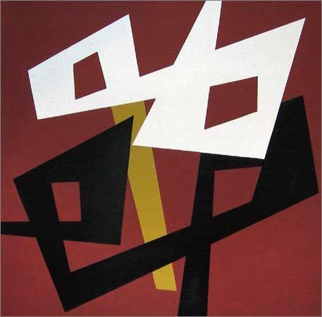 , 'Formas Composición nº 44 ,' 1953, Galería de las Misiones