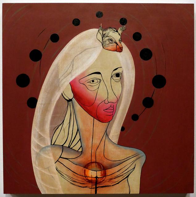 , 'Lemur Bride,' 2013-2014, ANNO DOMINI