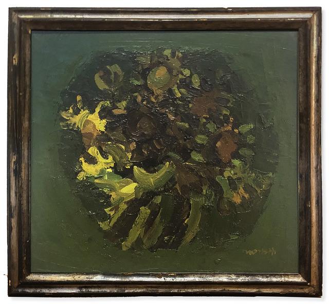 Ennio Morlotti, 'Girasoli', 1969, Glenda Cinquegrana Art Consulting