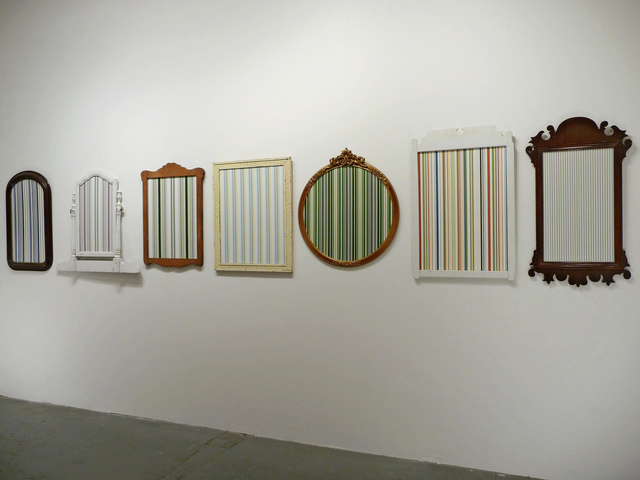 Carlton Scott Sturgill, 'Seven Decorating Schemes', 2012, Jonathan Ferrara Gallery