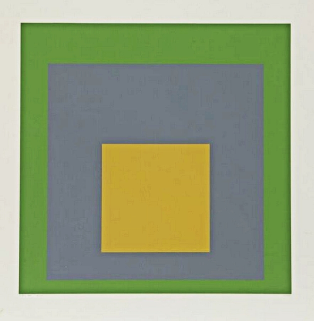 , 'SP VIII (Exhibited in 1973 at the High Museum of Art, Atlanta, with label),' 1967, Alpha 137 Gallery