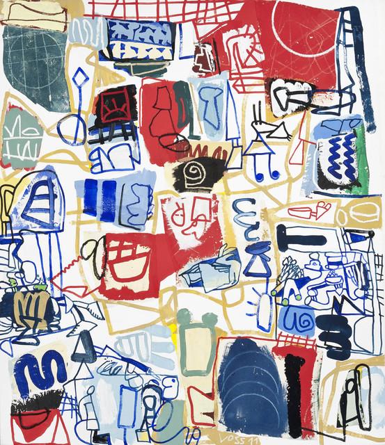 , 'A côté de la plaque,' 2011, Galerie Lelong & Co.