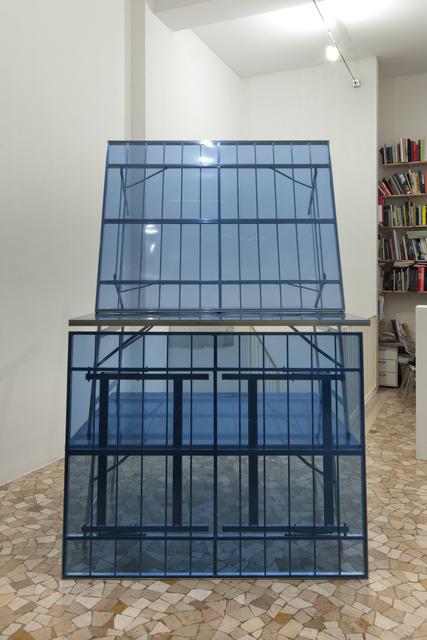 , 'All'aria aperta,' 2014, Federico Luger (FL GALLERY)