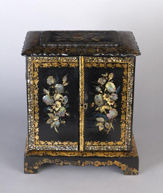 'Cabinet', Mid-19th century, Cooper Hewitt, Smithsonian Design Museum