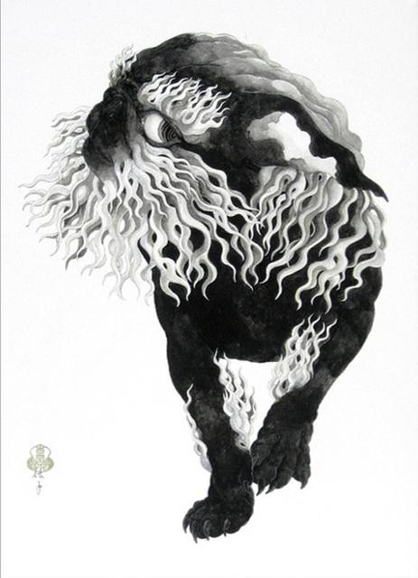 Yoriko Yoshida, 'Shishikoma-Standing', 2009, Japigozzi Collection