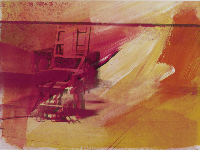 Andy Warhol, 'Electric Chair (Portfolio),' 1971, Dallas Museum of Art