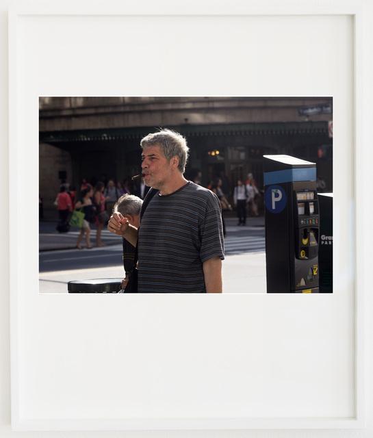 , '42nd and Vanderbilt (2012.07.10 08:35:49),' 2017, V1 Gallery