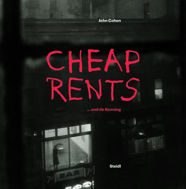 , 'CHEAP RENTS,' 2015, Steidl