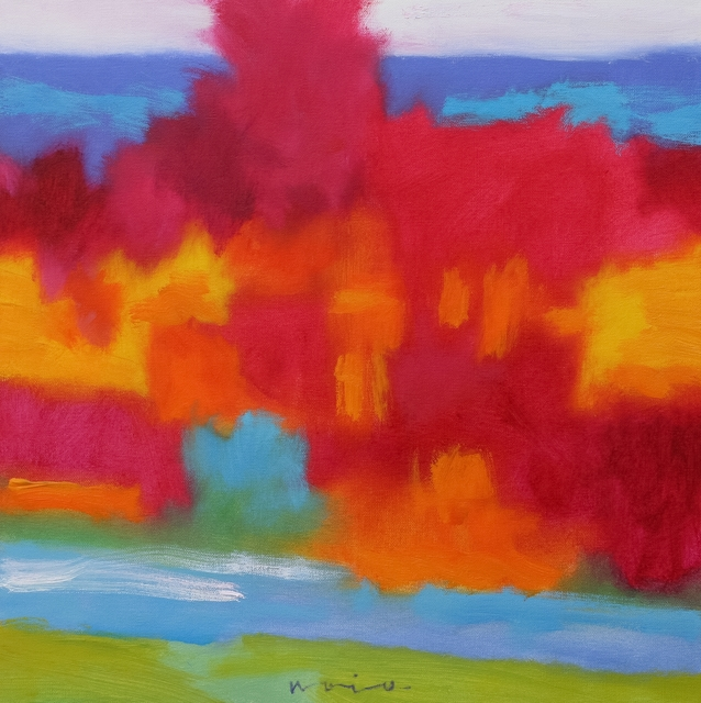 , 'Fall Color,' 2017, Diehl Gallery