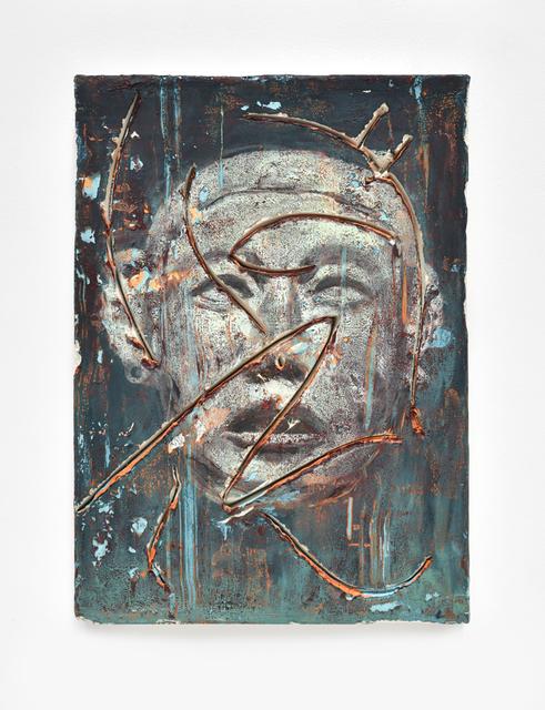 , 'Dernier Lourd,' 2016, Galerie Christophe Gaillard